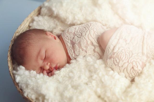 שיטות טבעיות להרדים תינוק