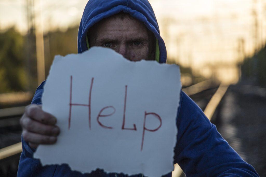 עזרה לחרדה