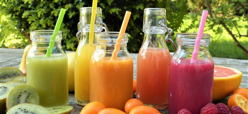 ניקוי רעלים, מיצים ושאר ירקות